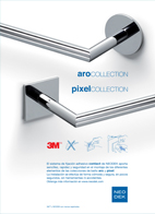 colecciones pixelCOLLECTION y aroCOLLECTION